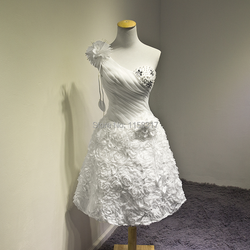Свадебное платье Shangpinfang 2015 WD500