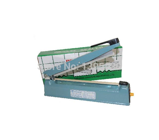 Free Shipping By DHL 1PC PFS-300 400W Table Top Impulse Bag Sealer 250mm Sealing Length Sealer Machine Heat hand Impulse Sealer(China (Mainland))