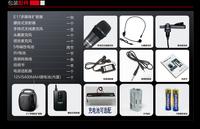 takstar e17 беспроводной микрофон обучающей машины микрофон высокой мощности оратор поддерживает u flash