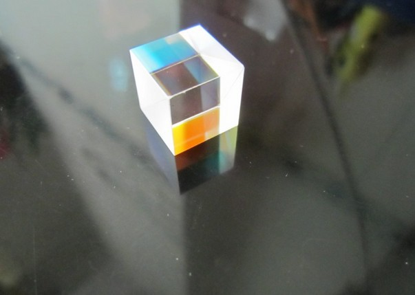 2016 NEW DIY Laser Beam Combine Cube Prims Mirror for 405nm 450nm 2W 2000mW 5 5W