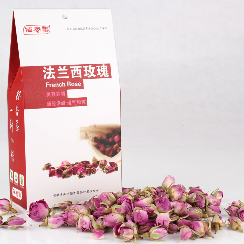 50g premium blooming chinese rose tea the flower tea china with flowers green tea rose for women health care cassia seed<br><br>Aliexpress
