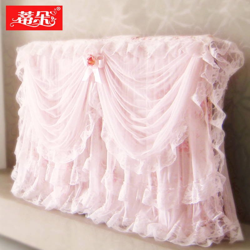 Romantic series lcd tv cover tv machine dust cover(China (Mainland))