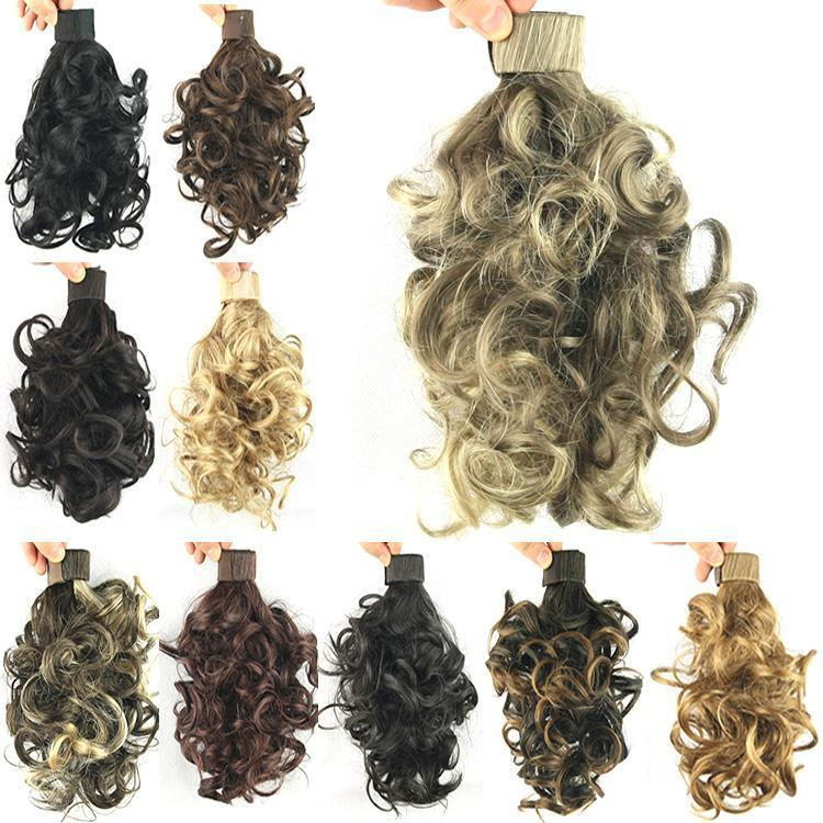 high quality, curl ponytails, ponytail hairpieces, little pony<br><br>Aliexpress