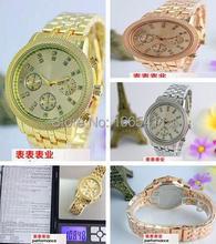 2015 ventas calientes nueva marca de lujo Reloj mujeres Kors relojes hombres Reloj Digital del diamante del cuarzo Casual Reloj de Mujer 7MK8