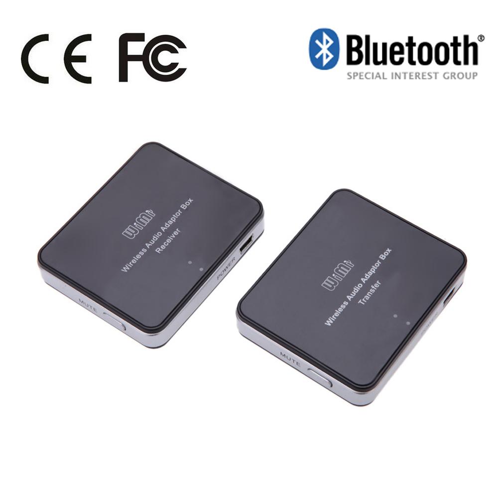 Bluetooth Stereo Audio Music Receiver 2.4G Wireless Audio Adapter Sounds Music Transmitter Receiver HIFI PC TV Speaker(China (Mainland))