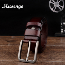 Buy MUSENGE Designer Belts Men High Leather Belt Men Cinturones Hombre Cintos Para Homens Jeans Ceinture Homme Cowboy Riem for $9.60 in AliExpress store