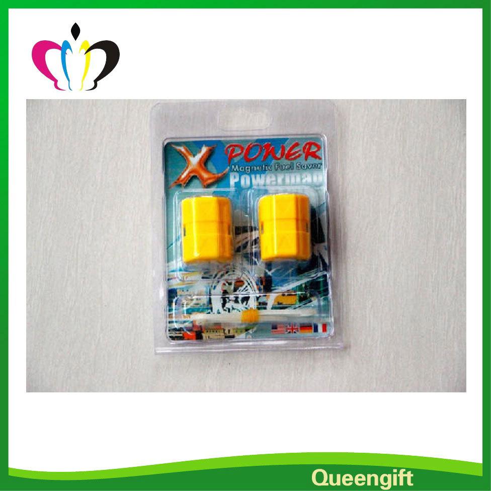 Wholesale Magnetic Fuel saver car power saver XP 2 Vehicle fuel saver protect engine 2pcs set