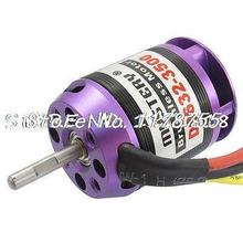 RC Hobbies 3500KV Helicopter Glider High Speed Electric Brushless Motor D2632