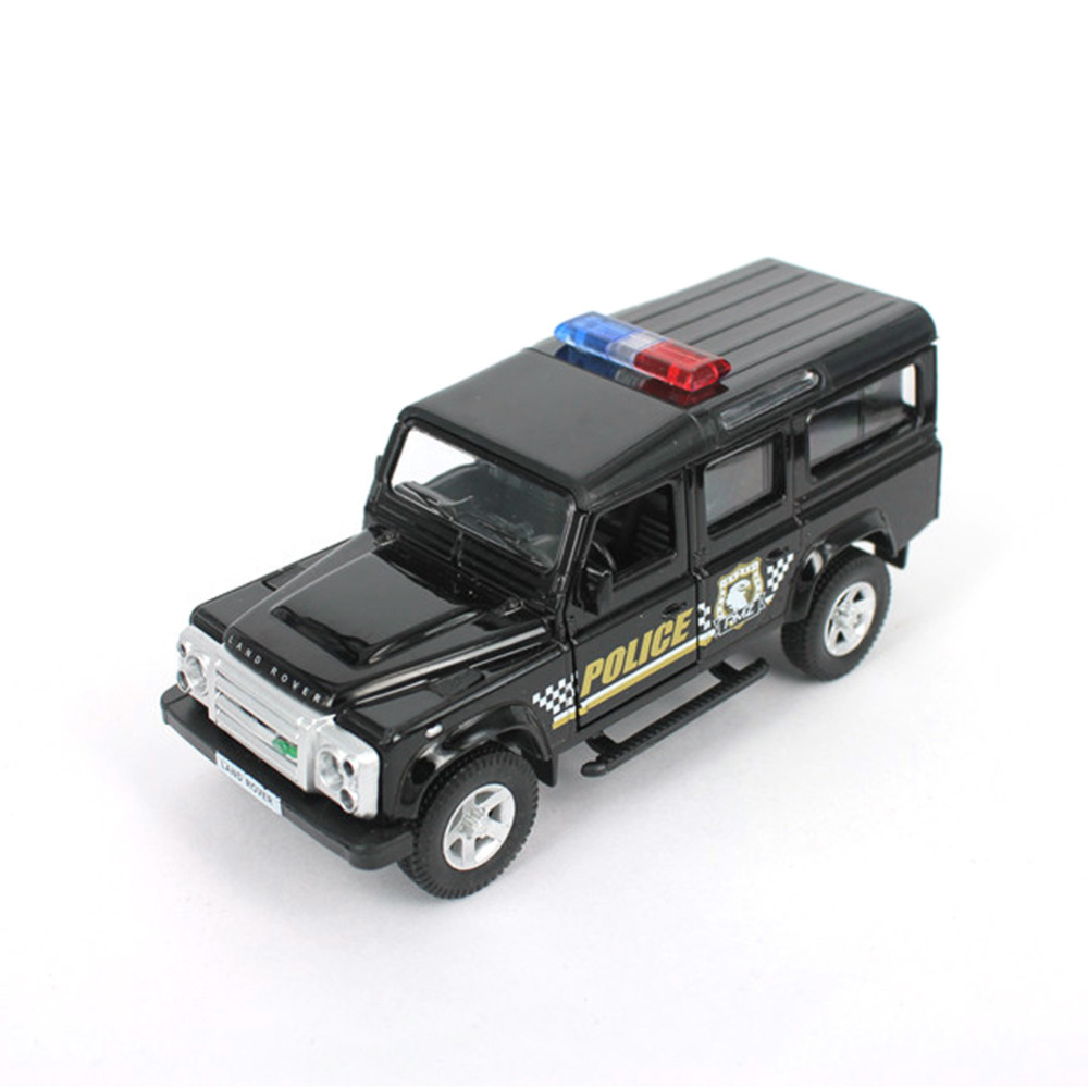 RMZ City Rover Defender GZ554006P 1/32-36 Scale 5 Inch Diecast Vehicles Model Car Toys Best Gift for Children Black(China (Mainland))