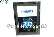 NEW Ultra Slim LED Crystal light box 5R SIZE free shipping(China (Mainland))
