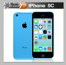 Unlocked Original Apple iphone 5c Mobile Phone Dual core 4″ Retina IPS Used Phone 8MP 1080P GPS IOS Multi-Language Cell Phones