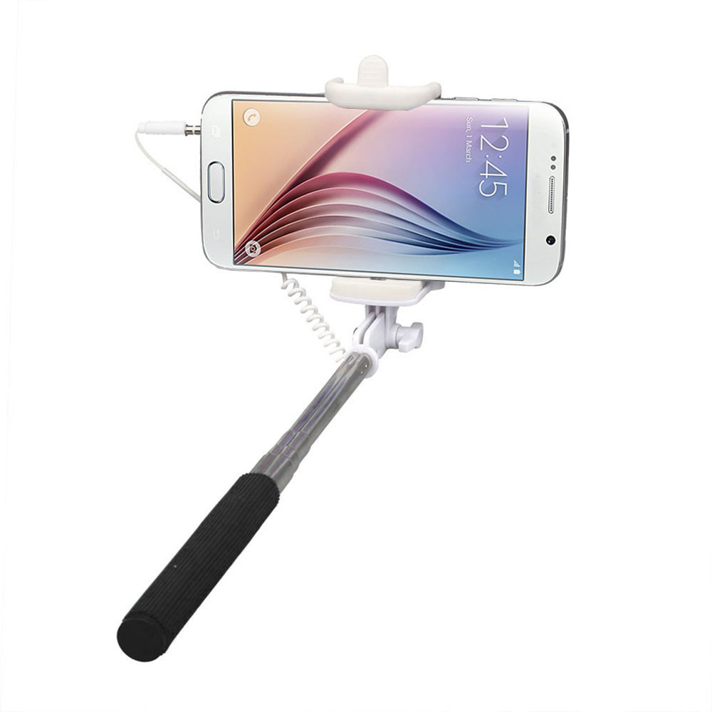 image for HL 2017 Hot-sale Selfie Sticks Gifts 16-50cm Handheld Extendable Stick