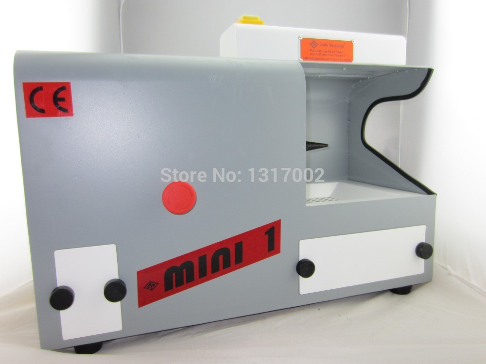 dental gold silver metal Polishing Machine with Dust Collector, single head rotary polisher, Jewelry Making Tools & Equipment(China (Mainland))