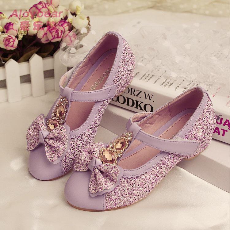 Кожаная обувь для девочек 2015