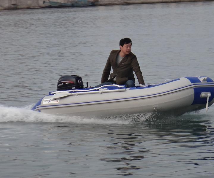 новые моторные лодки производство