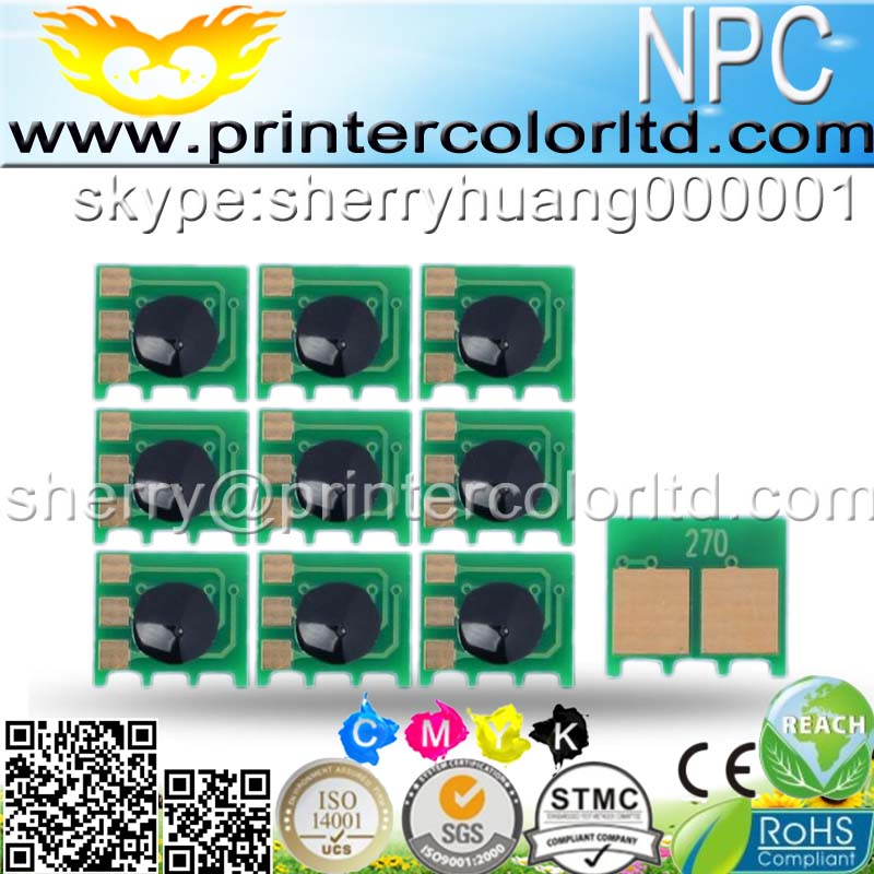 chip for HP LaserJet Enterprise MFP M575 C 400A M 551 N CE-400 AM-570 DN 551N CE400 drum cartridge photocopier chips-(China (Mainland))
