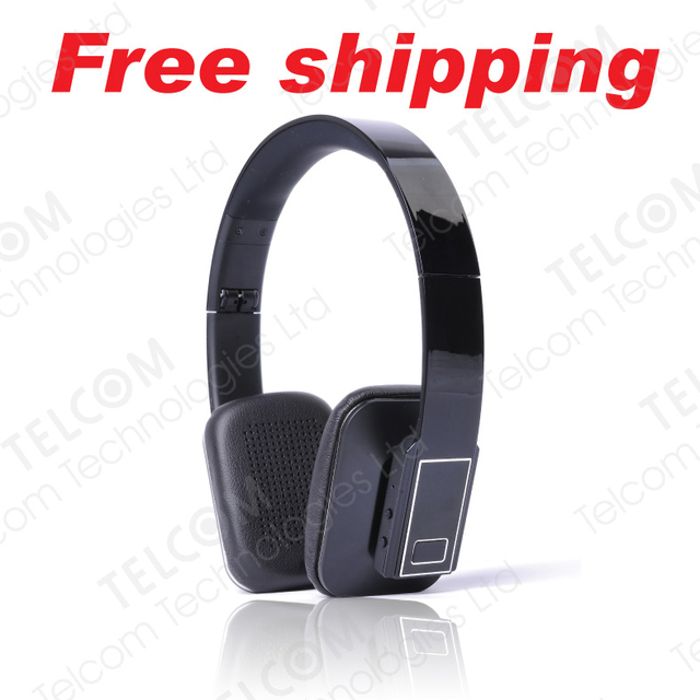 Wireless Bluetooth stereo headset headphone with microphone for cellphone ,PC ,MP3 MP4, wireless headphones