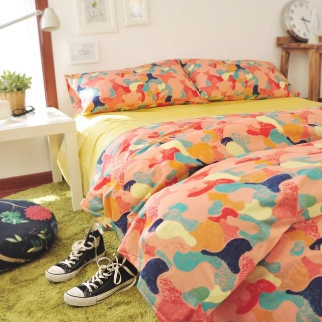 online kaufen gro handel graffiti bedding aus china. Black Bedroom Furniture Sets. Home Design Ideas