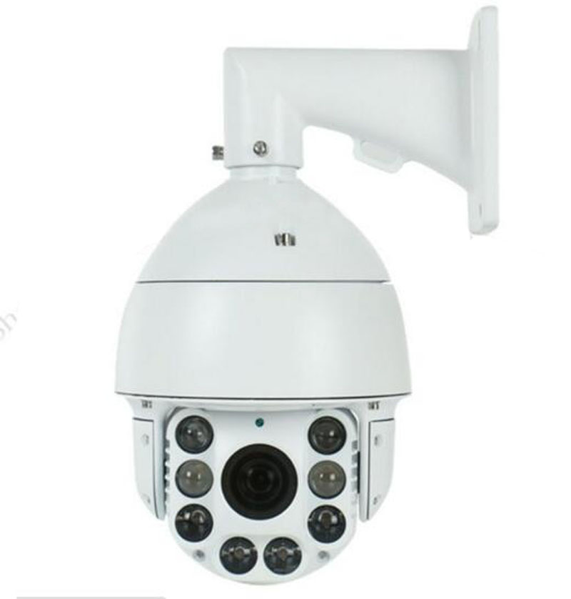 BQC-805E-2.0Mp Auto Motion Tracking Security IP Auto Tracking High Speed PTZ Camera SONY IMX322(China (Mainland))