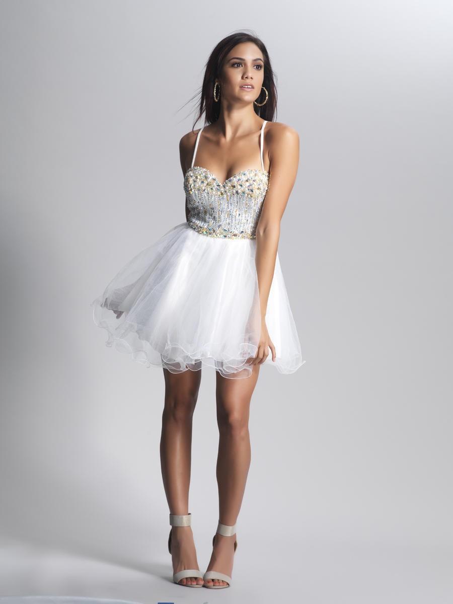 Cheap Little White Dress - Dress images