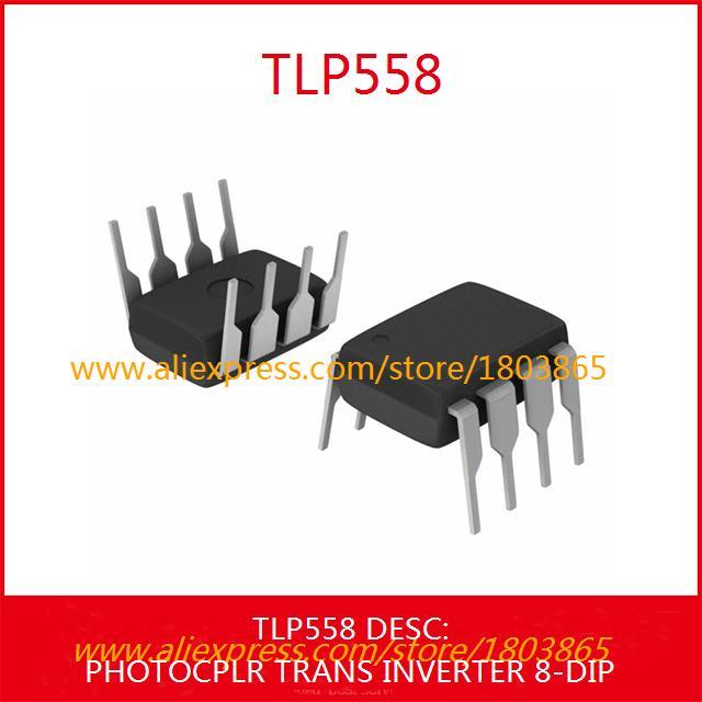 интегральной схемы TLP558