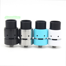 2015 the newest Vape Mini Velocity RDA 1:1 clone Rebuildable Dripper Atomizers Adjustable Airflow RDA free ship