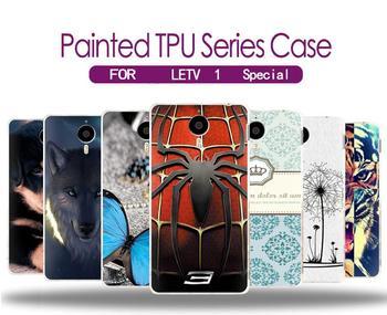 Etui dla LeTV One X600 Le 1| plecki z malowanymi wzorami