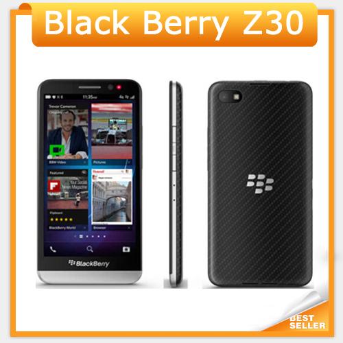 "Z30 Unlocked Original Blackberry Z30 5.0"" Touchscreen 2GB RAM 16GB ROM 8MP Camera Wifi GPS Mobile Phone(China (Mainland))"