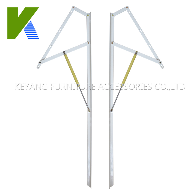 Hight Quality Cylinder Wall Bed Lift Mechanism With 1500mm KYB006(China (Mainland))