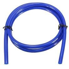 1M Motorcycle Fuel Hose Petrol Pipe Line Tube 5mm I/D 8mm O/D Blue For Honda /Suzuki /Yamaha(China (Mainland))