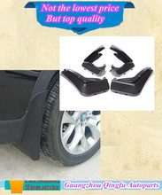 High Quality car auto styling cover Soft Plastics material Mud Flaps Splash Guards fenders mudguards 4pcs for X5