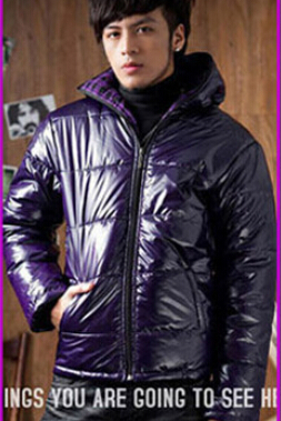 Winter duck down jacket men Autumn and winter men s fashion Slim Down jacket padded cotton