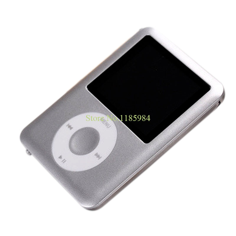 """Hot Sale 2015 New Slim Mini Portable 1.8"""" 3th LCD MP4 Player With Micro SD Card / Memory TF Slot Best Gift For Kids Children 5B7(China (Mainland))"""