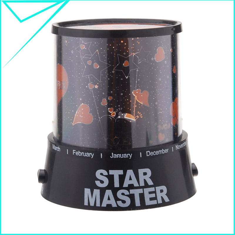 Sky Colorful Star Master Night Light Lovers Romatic Gift Cosmos LED Starry Night Light Lamp(China (Mainland))