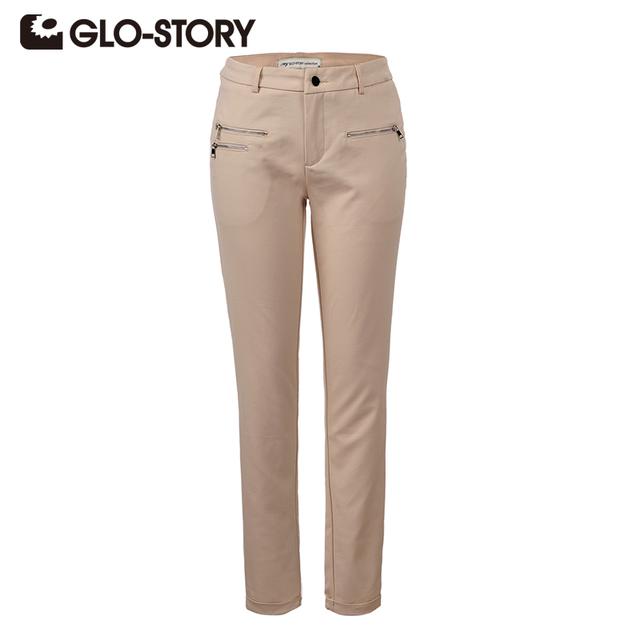 Springglo золь-строй 2016 новых прибыть женские брюки отличное качество полная длина ...
