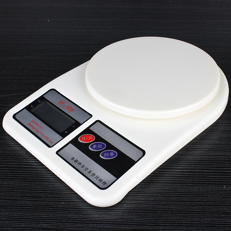 Household mini kitchen scale electronic scales precision for Kitchen scale for baking