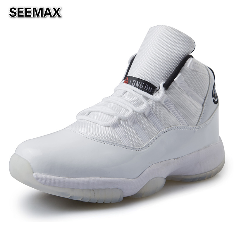 Unisex Men Women Basketball Shoes 2016 High Top Sneakers Outdoor Ankle Boots Man Youth Boys Sports Trainer Shoes(China (Mainland))