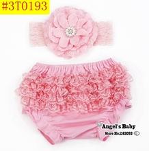 Baby Shorts Girl bloomers Barefoot Sandal brand girl,Newborn Baby Bloomers and headband set,Roupas Infantil shorts menina,#A0005(China (Mainland))