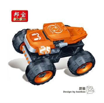 Детская игрушка Banbao 8605 81 DIY