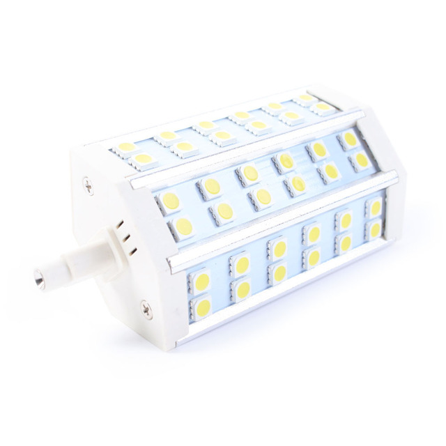 EMS Free Shipping 8W 118MM 36 5050 SMD R7s LED Bulb To Replace The Halogen lamp 20PCS/LOT
