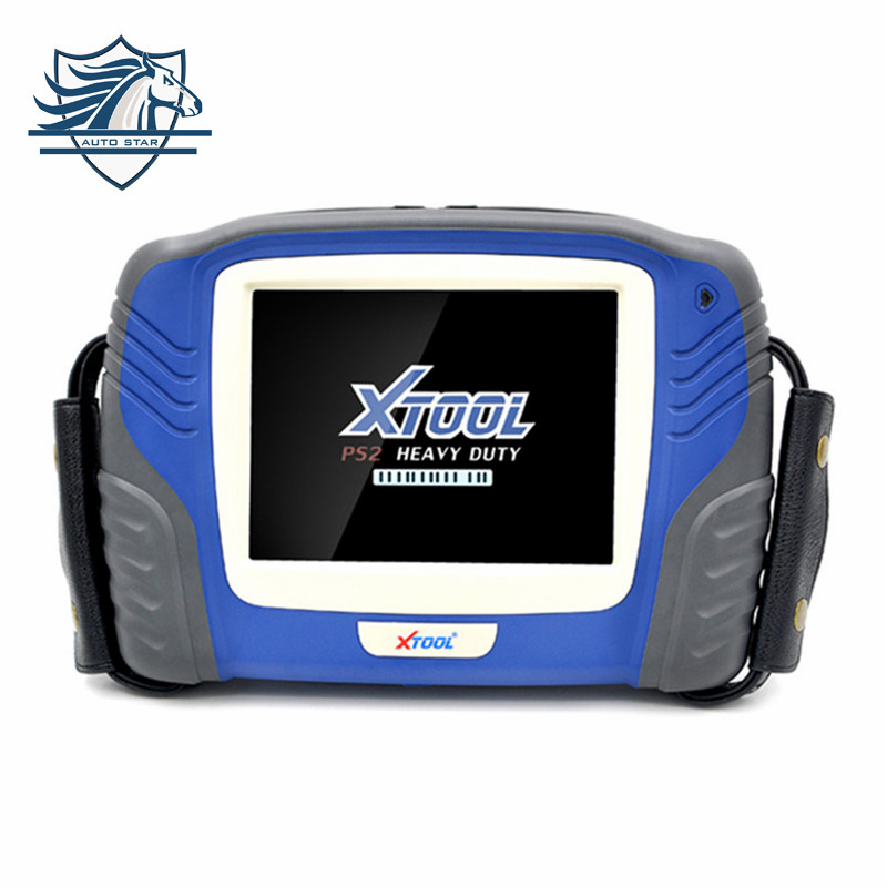 [Xtool Distributor] Professional Truck Diagnostic Tool XTOOL PS2 PS 2 Heavy Duty with Bluetooth official update 3 Years Warranty(China (Mainland))