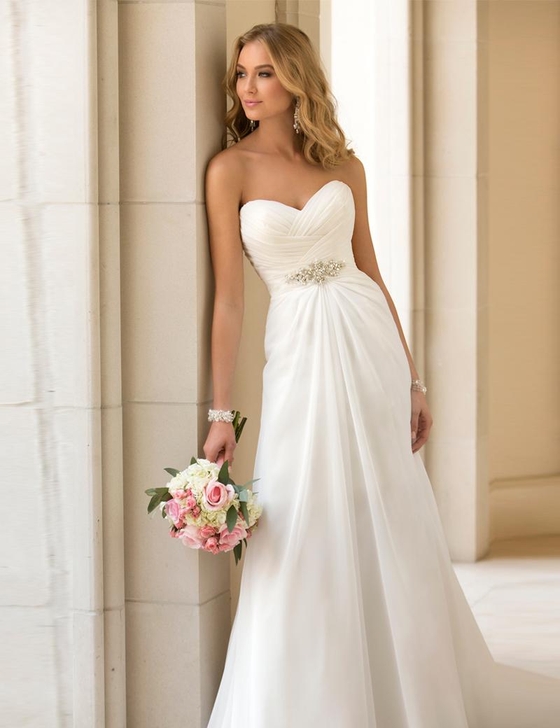 Compra vestidos de novia baratos fabricados en china for Wedding dresses in delaware