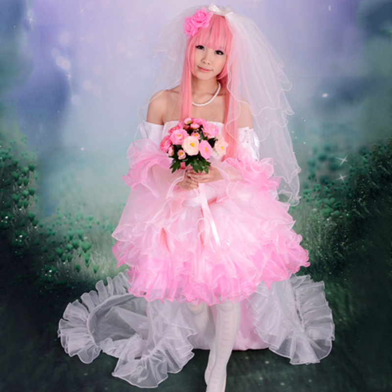 Image result for Cosplay wedding dress
