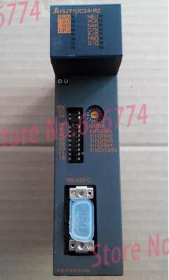 Фотография PLC Communication CPU module NEW A1SJ71UC24-R2