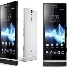 Original Sony Xperia S LT26i Unlocked Mobile Phone Android Smartphone 12MP Camera 32GB Memory Free EMS and DHL Shipping