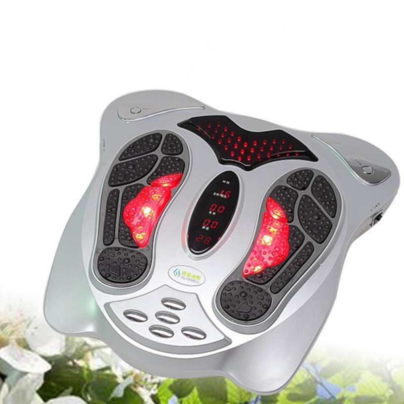 Massage & Relaxation foot massage foot wheel electric instruments with Electromagnetic Pulse Foot Massager machine(China (Mainland))
