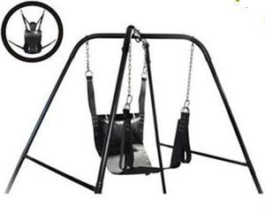 couple sex Chair Sex swing, Sex Furnitures For Couple, Adult Sex Toys +Tougue vibrator +Pump enlarger(China (Mainland))