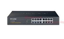 TP-LINK 16 Port TL-SF1016D 10/100Mbps Desktop/Rackmount Switch Desktop switch Network Switch(China (Mainland))