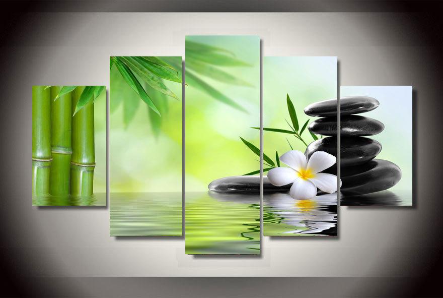 Online kopen wholesale bamboe orchidee uit china bamboe orchidee groothandel - Deco zen kamer ...