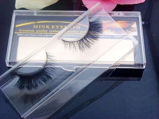 2015 1Pairs Natural False Eyelashes Thick Eyelash Extension Beauty Makeup Mink Eyelashes Cilios Posticos Natural Maquiagem
